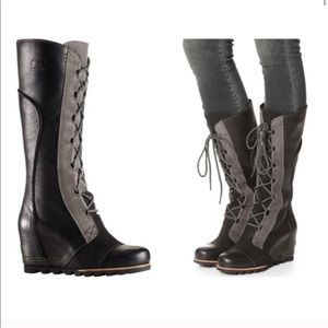 Sorel Cate the Great Boots 10